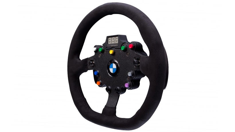 Fanatec BMW GT2 Steering Wheel