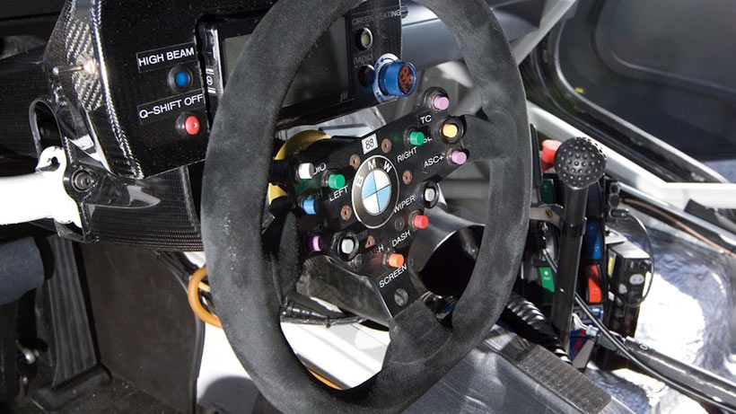 BMW M3 GT2 Racing Wheel
