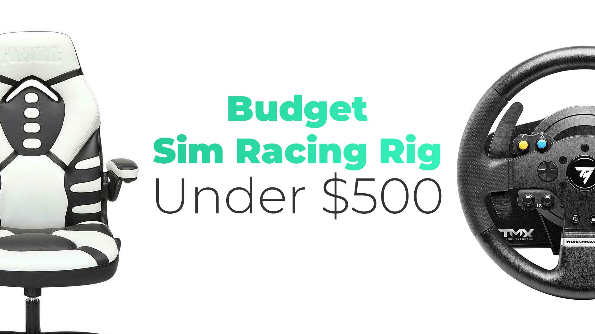 Best Budget Sim Racing Rig
