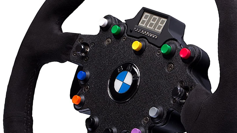 BMW M3 GT2 Sim Racing Wheel