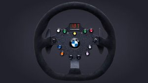 Fanatec BMW GT2 Steering Wheel Review