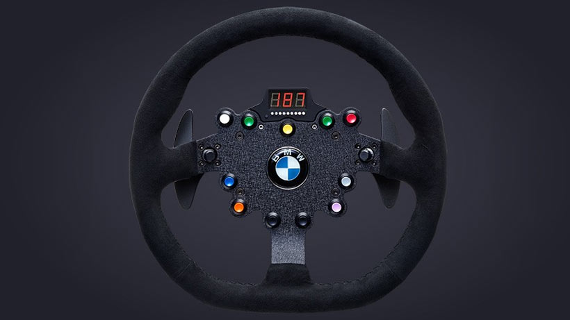Fanatec BMW GT2 Steering Wheel Review