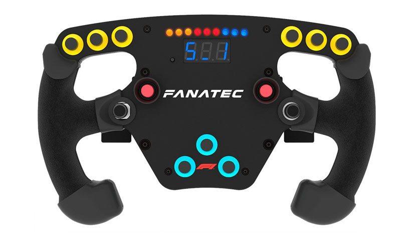 CSL Elite F1 Esports Steering Wheel