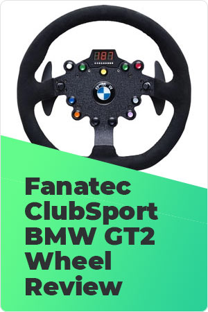 Fanatec Clubsport BMW GT2 Review