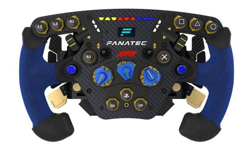 Fanatec ClubSport V2 Steering Wheel