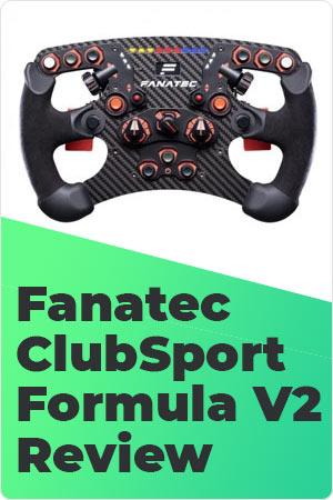 Fanatec Clubsport Formula V2 Review