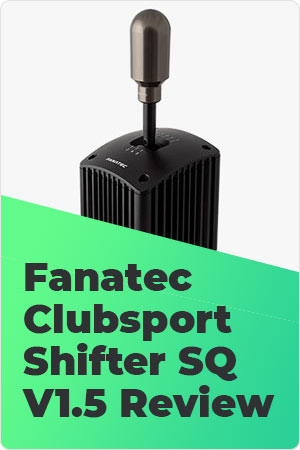 Fanatec Clubsport Shifter Review