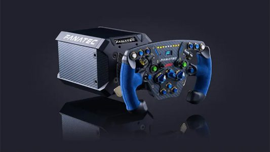 Fanatec Podium Racing Wheel F1 Review