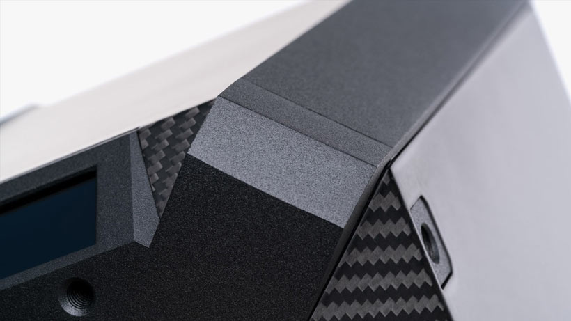 Fanatec DD2 Carbon Fiber Material