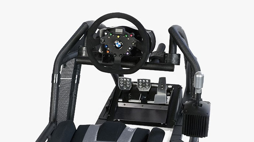 Fanatec Sim Rig Build