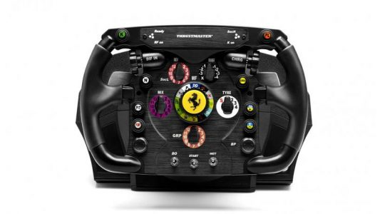 Ferrari F1 Thrustmaster Wheel Add-on Review