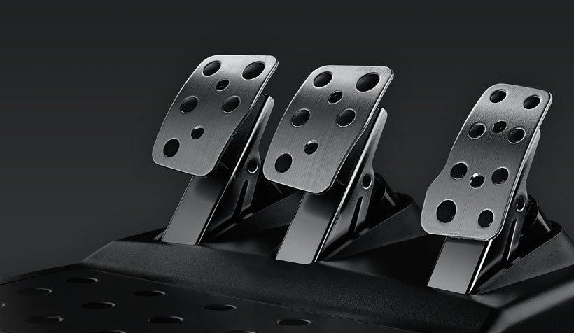 Logitech G29 Pedals Review