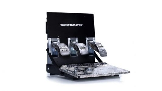 Thrustmaster T3PA-Pro Pedal Review