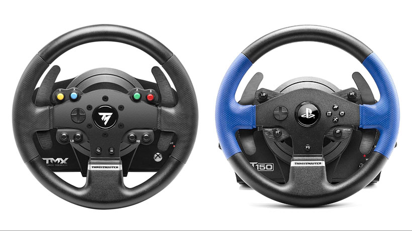 Thrustmaster TMX vs T150