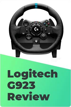 Logitech G923 Review
