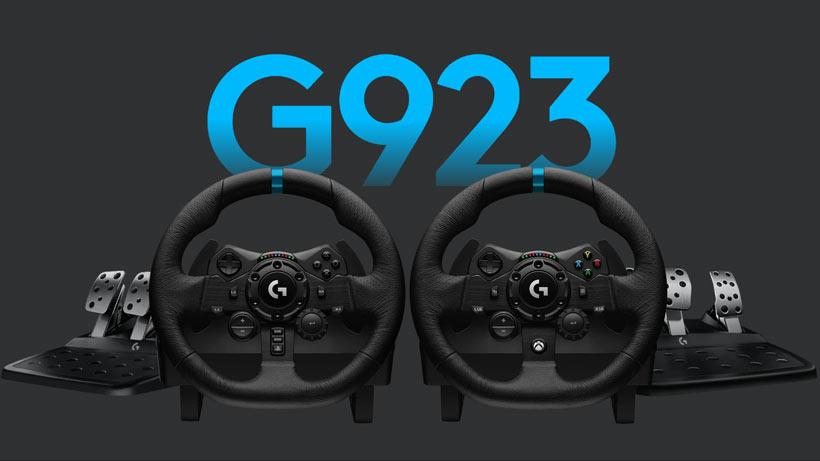 Logitech G923 vs G29