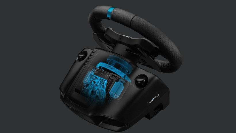 Logitech G923 Trueforce Review