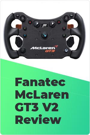 McLaren GT3 V2 Review