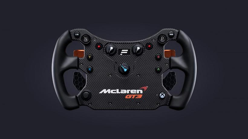 Fanatec McLaren GT3 V2 Wheel Review
