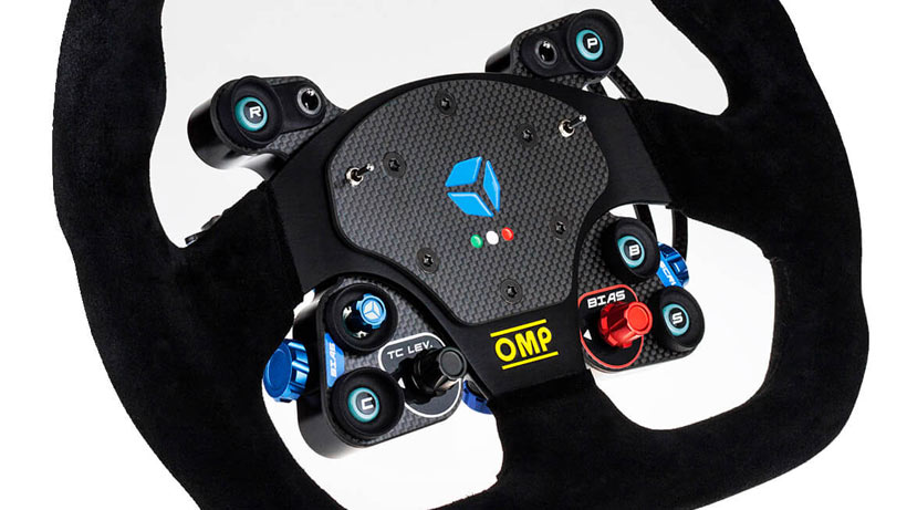 Cube Controls GT Pro OMP Buttons