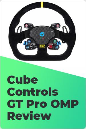 Cube Controls GT Pro OMP Review