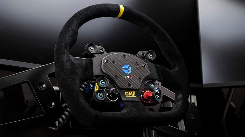 Cube Controls GT Pro OMP Wheel In Depth Review